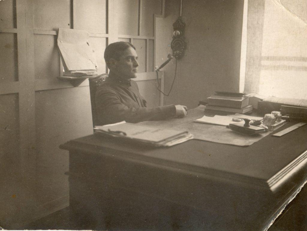 Парвулюсов Сергей Григорьевич